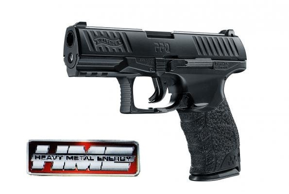 WALTHER - PPQ HME (Heavy Metal Edition) links