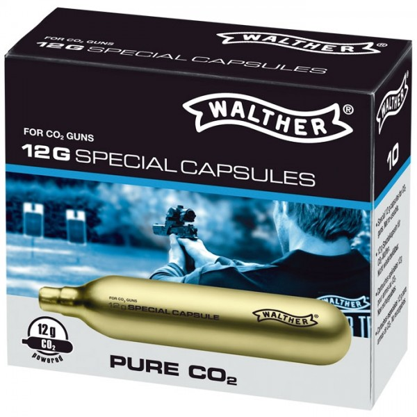 WALTHER - Kapseln 10er Pack