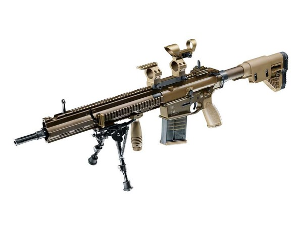 H&K - G28 RAL8000